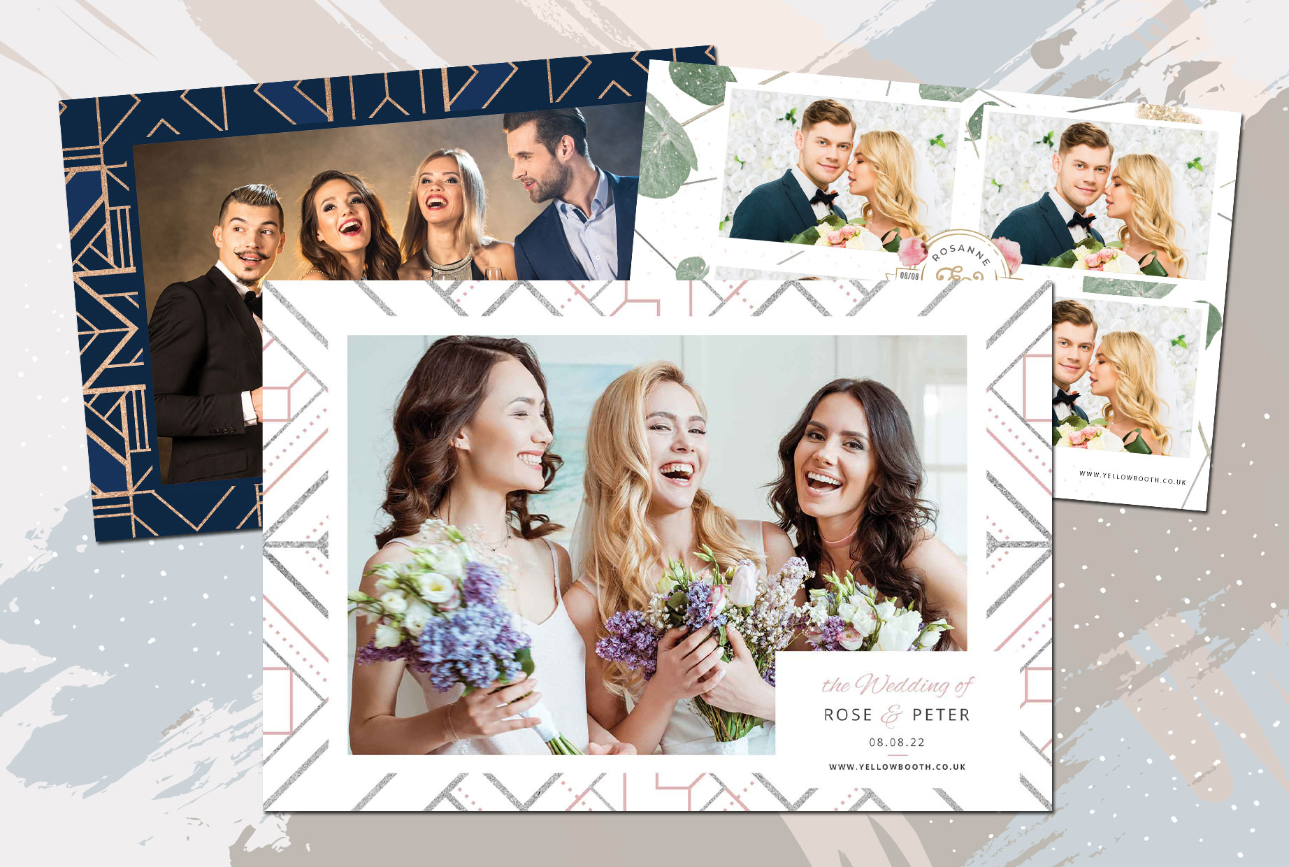 Premium Photo Booth Strips
